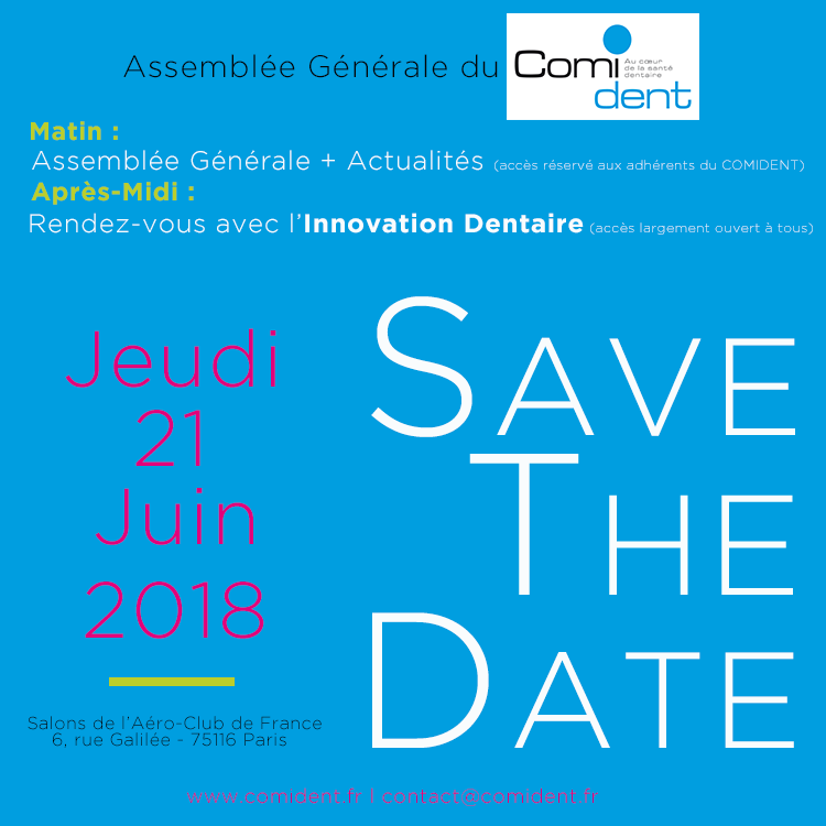 COMIDENT- Save the date - 21 - SP
